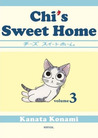 Chi's Sweet Home, Volume 3 by Kanata Konami