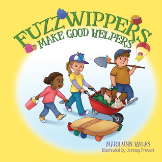 Fuzzwippers Make Good Helpers