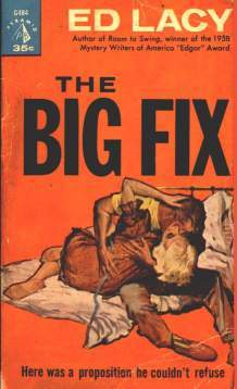 Free download The Big Fix RTF by Ed Lacy