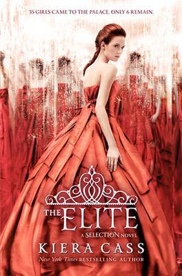 The Elite (The Selection #2) (REQ) - Kiera Cass