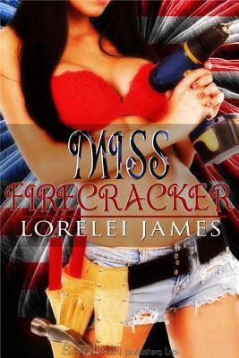 Miss Firecracker  (Wild West Boys, #2)