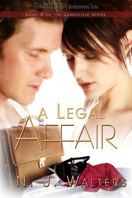 A Legal Affair by N.J. Walters