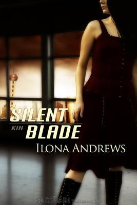 Silent Blade (Kinsmen, #1)