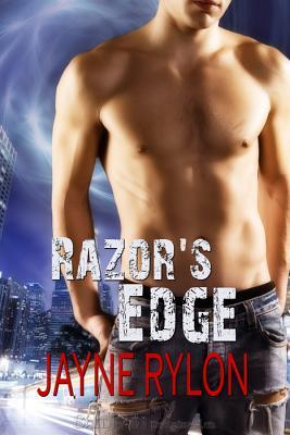 Razor's Edge (Men in Blue, #2)