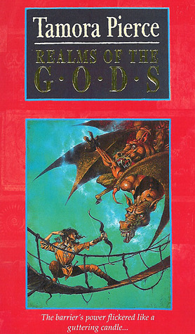 Realms of the Gods (The Immortals, #4)