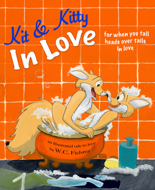 Kit and Kitty in Love by W.C. Fielstra