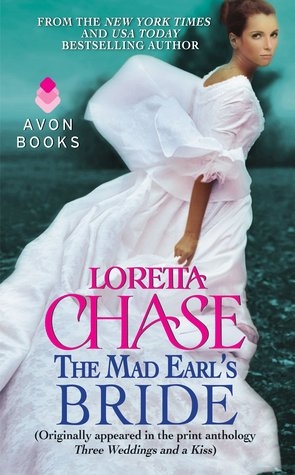 The Mad Earl's Bride (Scoundrels, #3.5)