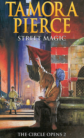 Street Magic (The Circle Opens, #2)