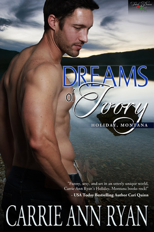 Dreams of Ivory by Carrie Ann Ryan