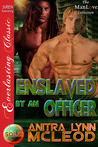 Enslaved by an Officer (Sold!, #8)