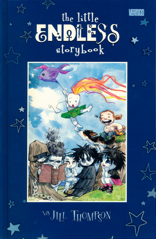 The Little Endless Storybook by Jill Thompson