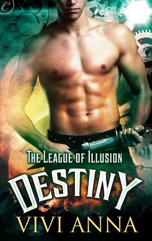 Destiny (The League of Illusion #3)