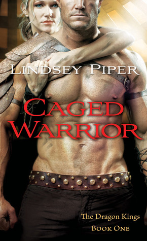Caged Warrior by Lindsey Piper
