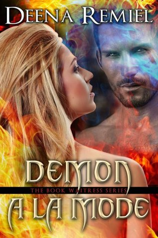 Demon A La Mode (The Book Waitress #3)