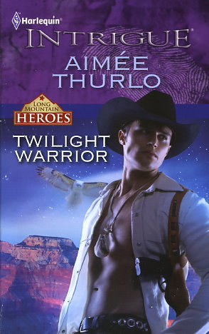 Twilight Warrior by Aimee Thurlo