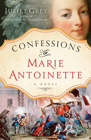 Confessions of Marie Antoinette (Marie Antoinette #3)
