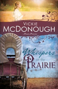 Whispers on the Prairie (Pioneer Promises, #1)