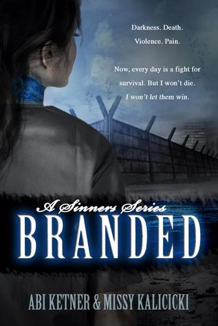 Branded (A Sinners Series, #1)