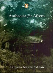 Ambrosia for Afters by Kalpana Swaminathan