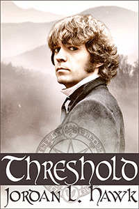 Threshold  (Whyborne & Griffin #2) - Jordan L. Hawk