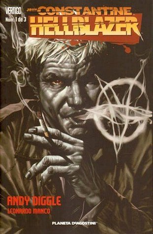 John Constantine, Hellblazer de Andy Diggle #1 by Andy Diggle