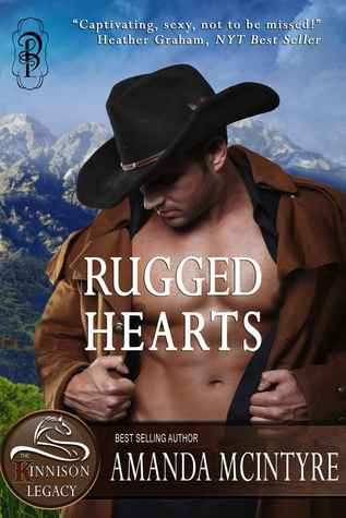 Rugged Hearts (The Kinnison Legacy)