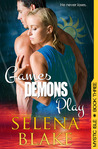 Games Demons Play (Mystic Isle, #3)