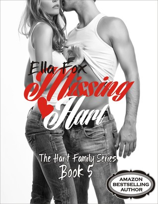 Missing Hart (The Hart Family, #5)