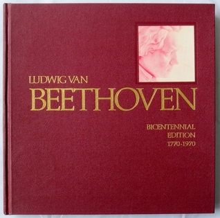 Ludwig Van Beethoven  Bicentennial Edition 1770-1970 by Joseph Schmidt-Gorg