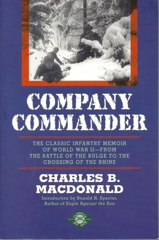 Company Commander by Charles B. MacDonald