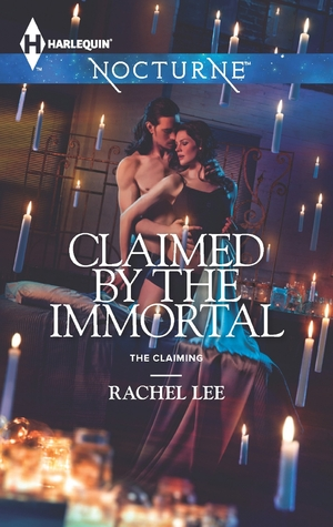 Claimed by the Immortal (The Claiming #4)