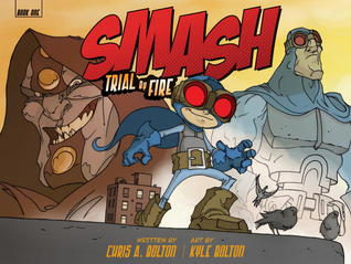 SMASH by Chris A. Bolton