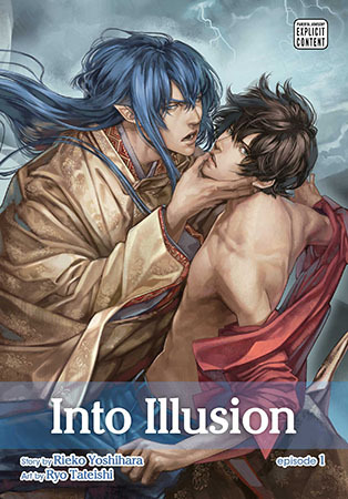 Into Illusion, volume #1
