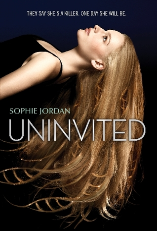 The Uninvited by Sophie Jordan