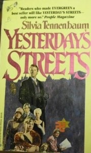 Review Yesterday's Streets by Silvia Tennenbaum PDF