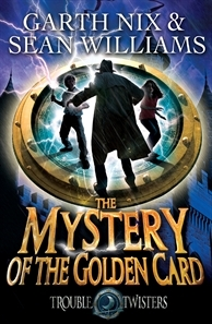 Blog Tour: The Mystery of the Golden Card by Garth Nix & Sean Williams – Interview