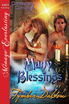 Many Blessings (Coffeeshop Coven, #1)