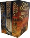 Conqueror Series Collection: Wolf of the Plains, Lords of the Bow, Bones of the Hills