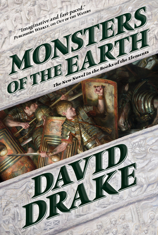 Read online Monsters of the Earth (The Books of the Elements #3) PDF by David Drake