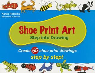 Shoe Print Art: Step into Drawing