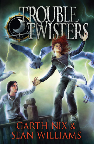Troubletwisters: The Beginning (Troubletwisters, #1)