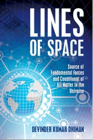 Lines of Space by Devinder Kumar Dhiman