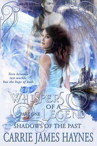 Whispers of a Legend: Shadows of the Past (Whispers of a Legend #1)