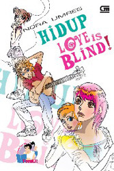 Hidup Love Is Blind! Nora Umres