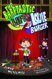 Book Review: The Barftastic Life of Louie Burger