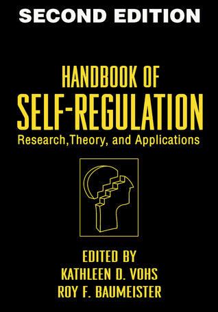 Handbook of Self-Regulation by Roy F. Baumeister