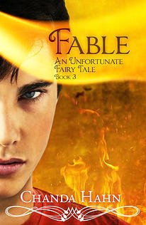 Fable An Unfortunate Fairy Tale series Chanda Hahn epub download and pdf download