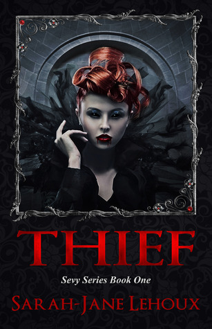 Thief (Sevy, #1)