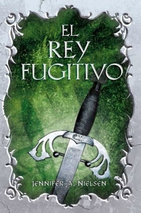 El rey fugitivo (The Ascendance Trilogy, #2)