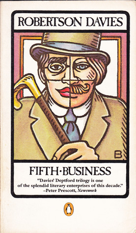fifth business twice born Fifth business [robertson davies marc vietor] -- ramsay is a man twice born, a  man who has returned from the hell of the battle-grave at passchendaele in.